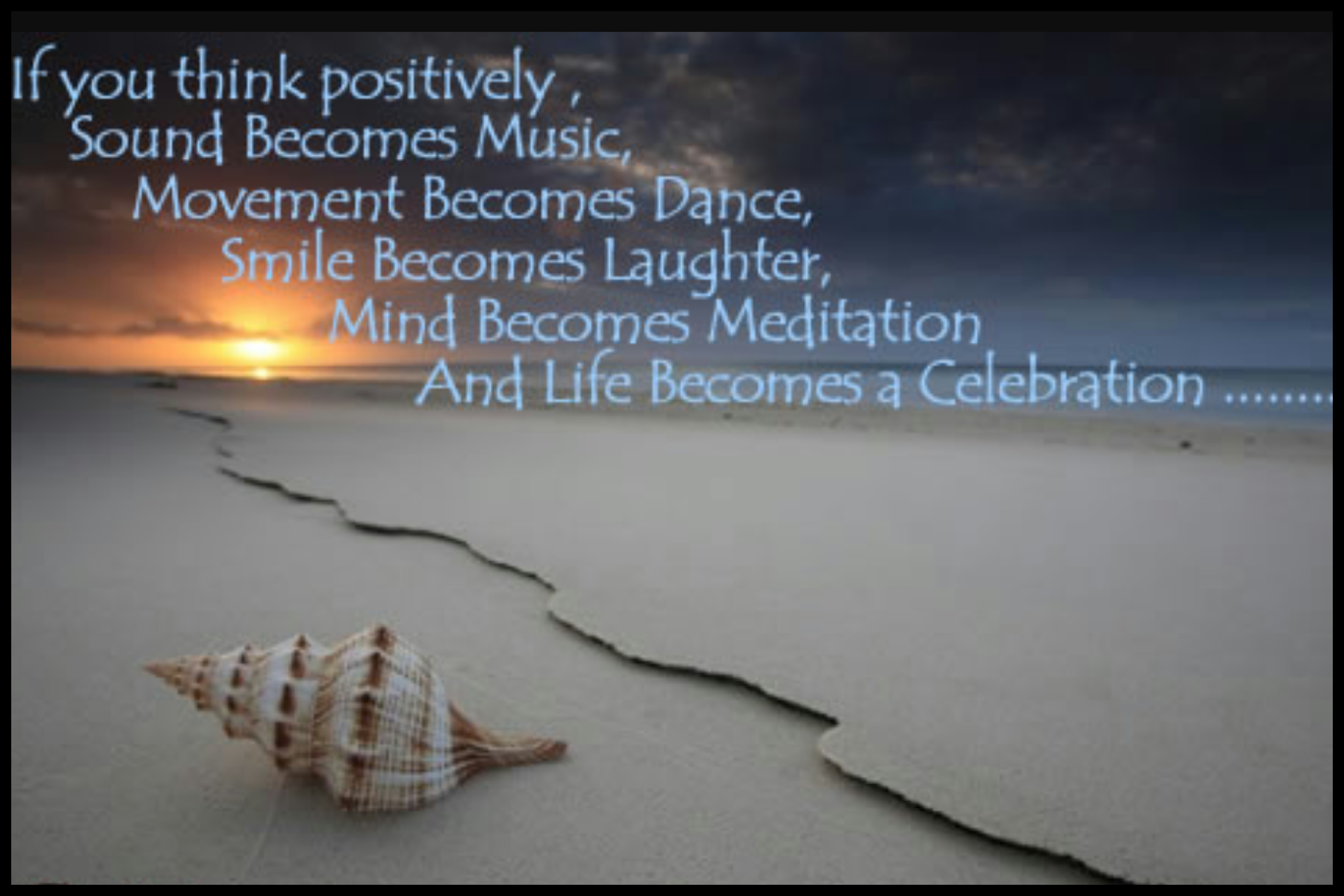 Celebrate Life Quotes Positive Thinking Benefits  Life In Recovery  Talking Sober